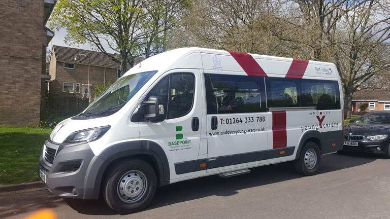 2866783d94 Minibuses for Charity   Community