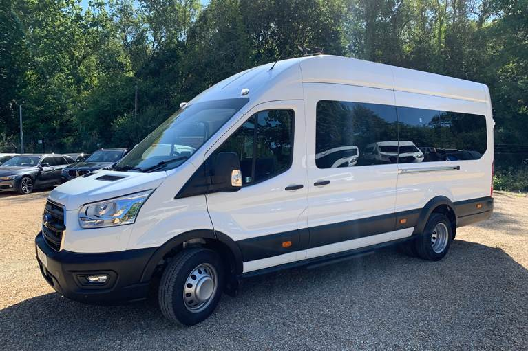 Ford Transit Accessible Wheelchair Minibus