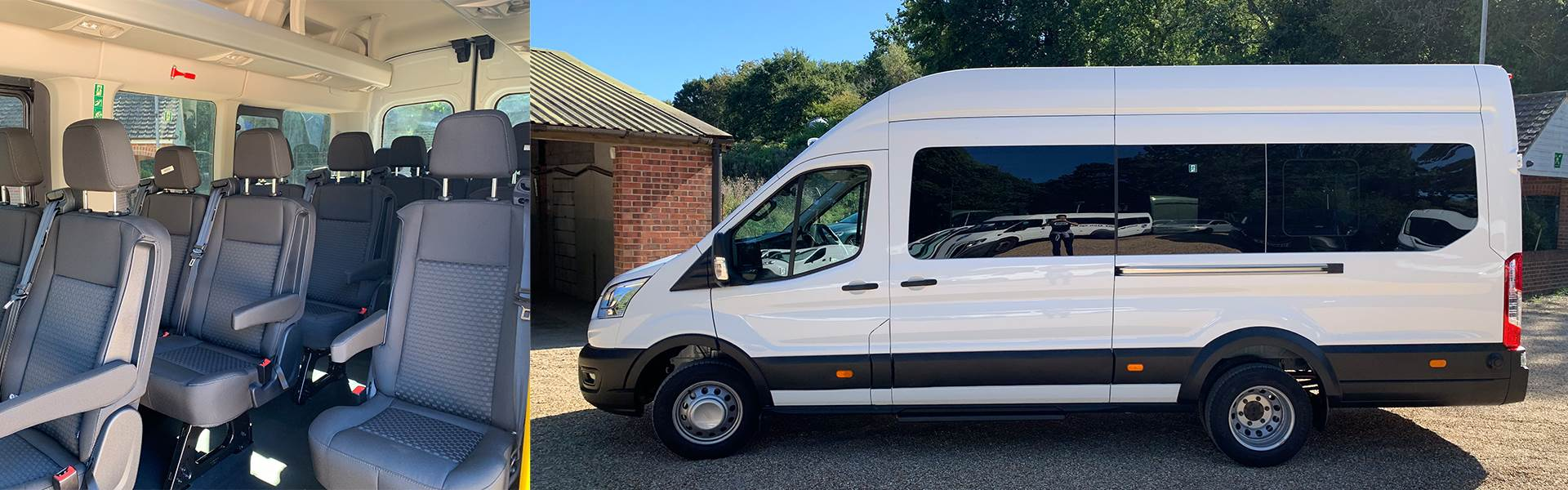Ford Transit Accessible Minibus